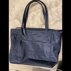 Tumi Business/work bag in Navy Blue